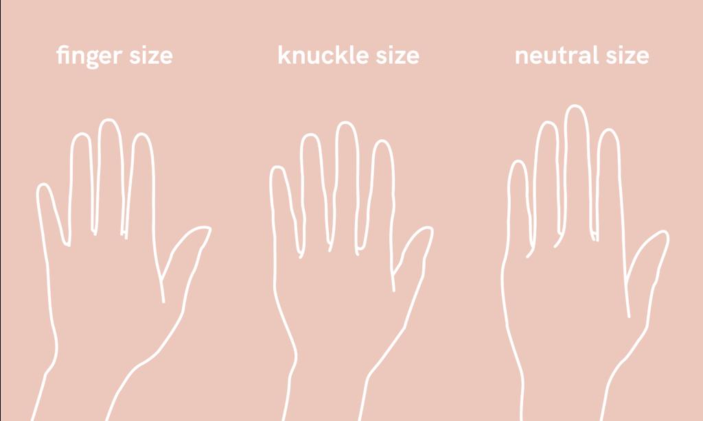 hand type illustration